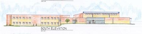 Ewing Elementary School Construction