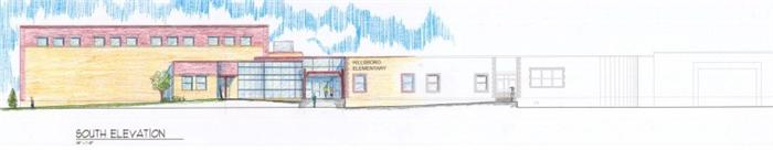 Hillsboro Elementary School Construction