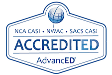 Accredited Advanced banner