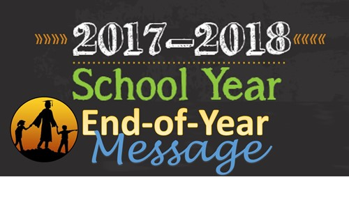 2017 2018 superintendent end of year message fleming county schools