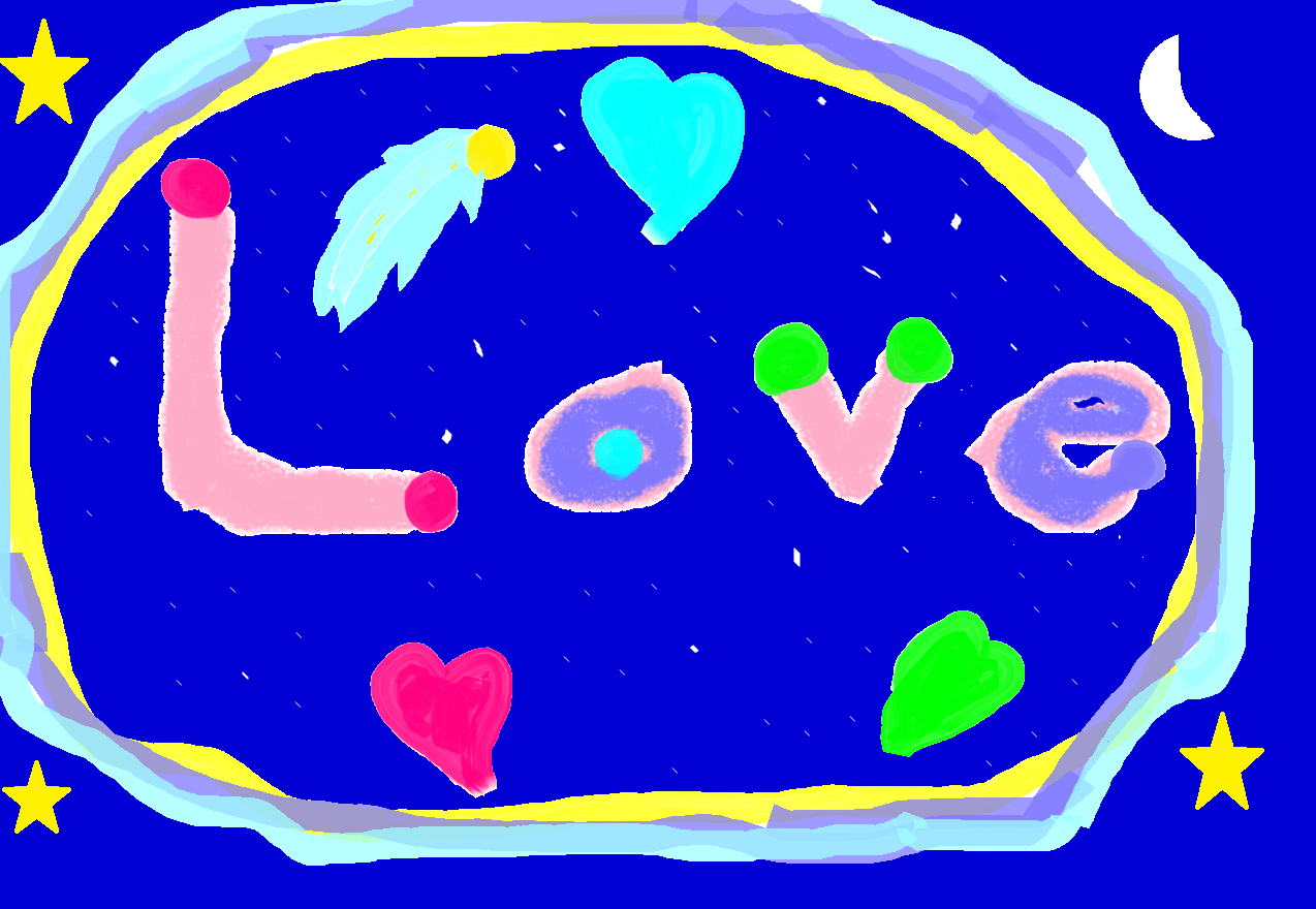 Love in the Universe
